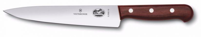 Victorinox kokkiveitsi 19 cm puukahvalla