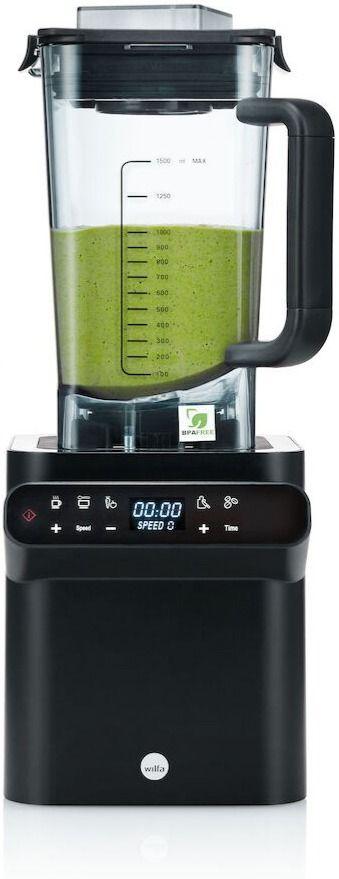 Wilfa Power Fuel Digital BPFD-1680MB Blender, Black