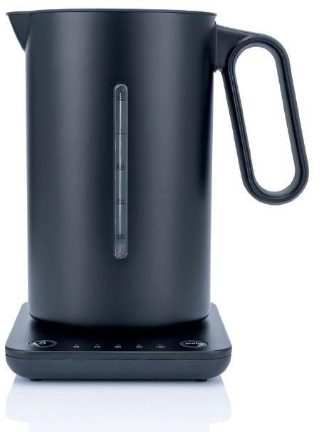Wilfa Svart Format WSDK-2000B vedenkeitin 1,25 l, musta
