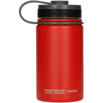 Asobu Mini Hiker termospullo 355 ml, punainen