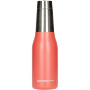 Asobu Oasis Water Bottle 600 ml, persikka