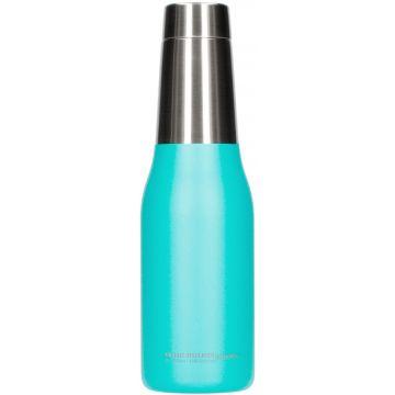 Asobu Oasis Water Bottle 600 ml, turkoosi