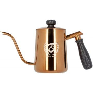 Barista Space 3 in 1 Coffee Kettle vesipannu 600 ml, ruusukulta