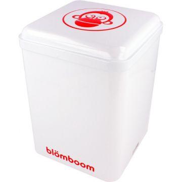 Blömboom Metal Can, White