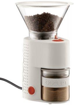 Bodum Bistro kahvimylly valkoinen