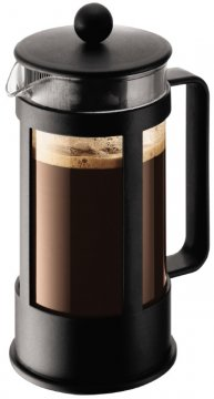 Bodum Kenya 3 Cup French Press Coffee Maker (0,35 litres)