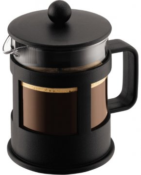 Bodum Kenya 4 cup french press coffee maker (0,5 litres)