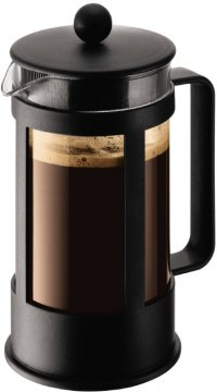 Bodum Kenya 8 cup french press coffee maker (1 litre)