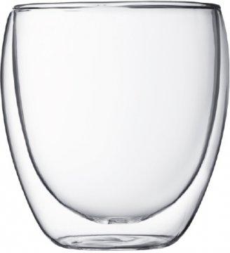 Bodum Pavina dubbelväggade glas 250 ml, 2 st.