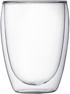 Bodum Pavina dubbelväggade glas 350 ml, 2 st.