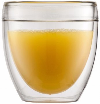 Bodum Pavina Outdoor muovinen termoskuppi 250 ml, 2 kpl