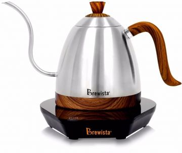 Brewista Artisan Variable Temperature Electric Kettle 0,6 l, Stainless Steel