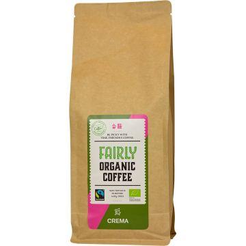 Crema Fairly Organic Coffee 1 kg