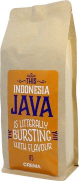 Crema Indonesia Java 500 g