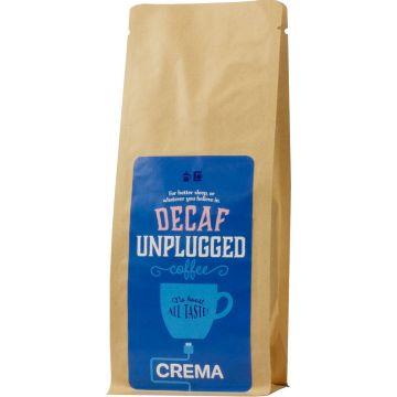 Crema Unplugged Decaf kofeiiniton kahvi 500 g