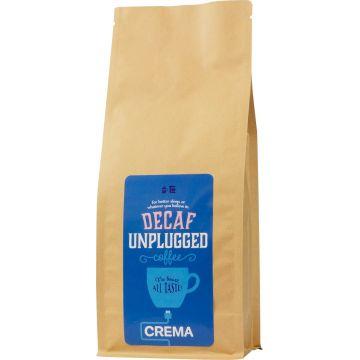 Crema Unplugged Decaf kofeiiniton kahvi 1 kg