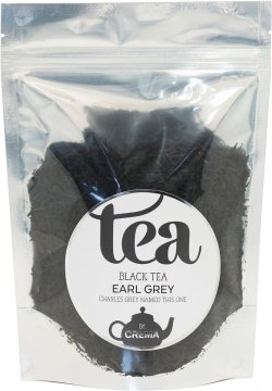 Crema Black Tea Earl Grey 125 g