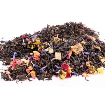 Crema Black Tea Peachy Mango Papaya 800 g