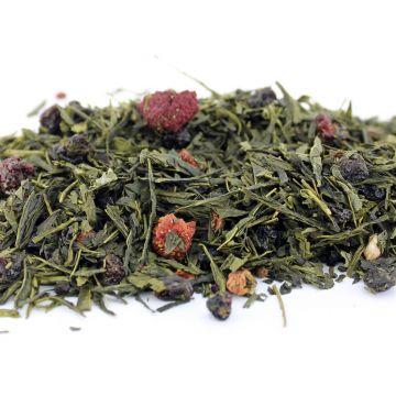 Crema Green Tea Berry Bomb 600 g