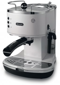 DeLonghi Icona Eco 311 espressokeitin valkoinen
