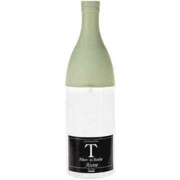 Hario Aisne Filter-In Bottle cold brew teepullo 800 ml, vihreä