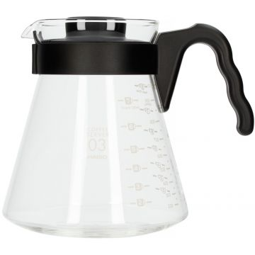 Hario V60 Coffee Server koko 03 kahvikannu 1000 ml