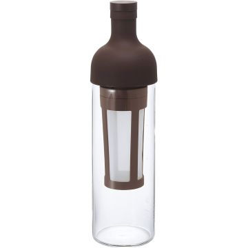 Hario Filter-In Coffee Bottle For Cold Brew 650 ml, Brown