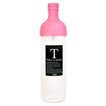 Hario Filter-in Bottle cold brew teepullo 750 ml, vaaleanpunainen
