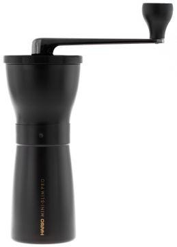 Hario Mini Slim PRO käsikäyttöinen kahvimylly, musta