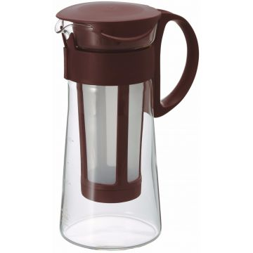 Hario Mizudashi Coffee Pot for Cold Brew 600 ml, brown
