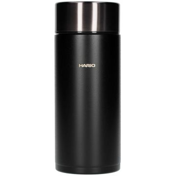 Hario Stick Bottle Thermal Flask 350 ml, Black