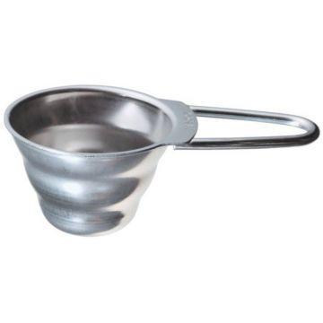 Hario V60 Measuring Spoon metallinen kahvimitta, teräs