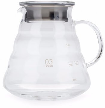 Hario V60 Range Server Size 03, 800 ml