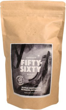 Helsingin Kahvipaahtimo Espresso Fifty Sixty 250 g
