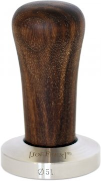 JoeFrex Tamper 51 mm with Wooden Handle