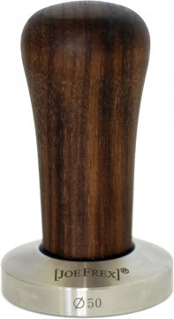 JoeFrex Tamper 50 mm with Wooden Handle