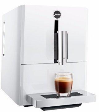 Jura A1 -kahviautomaatti, valkoinen