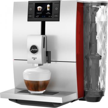 Jura ENA 8 Sunset Red fully automatic coffee machine