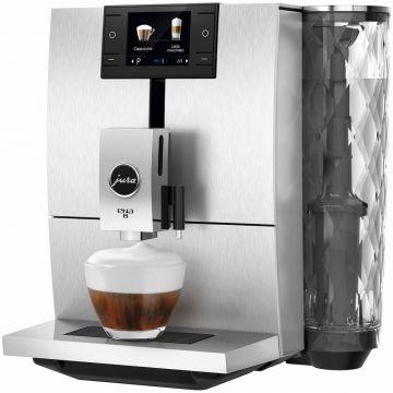 Jura ENA 8 Massive Aluminium Signature Line fully automatic coffee machine