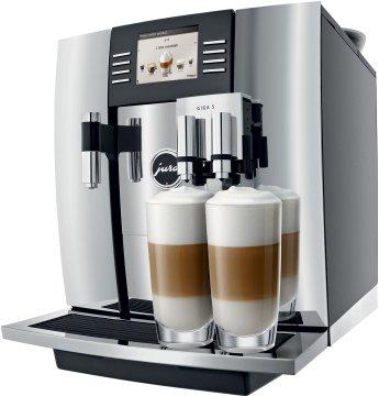 Jura GIGA 5 Chrome kahviautomaatti
