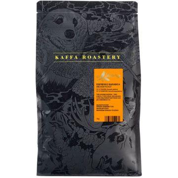 Kaffa Roastery Espresso Barabica 1 kg kahvipavut