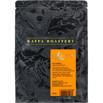 Kaffa Roastery Go'kväll 250 g Coffee Beans