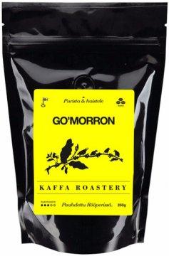 Kaffa Roastery Go'morron 250 g - tuorepaahto papuina