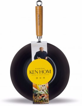 Ken Hom Everyday non-stick wokkipannu 27 cm