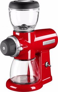 KitchenAid Artisan kahvimylly, punainen