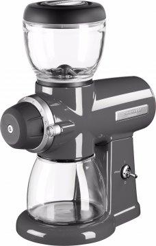 KitchenAid Artisan kahvimylly, metallinharmaa