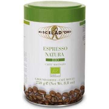 Miscela d'Oro Espresso Natura 250 g jauhettu kahvi