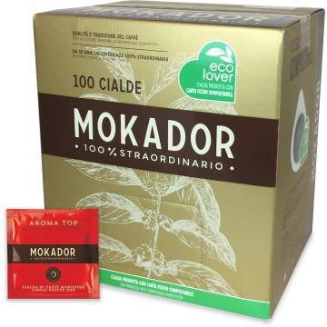 Mokador Aroma Top espresso pods 100 st
