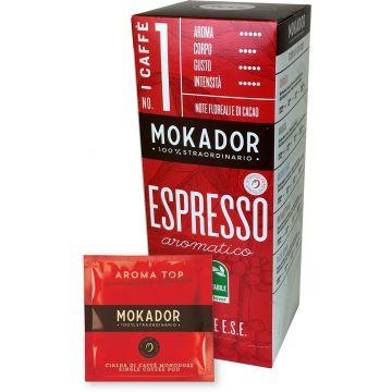 Mokador Aromatico Aroma Top espresso pods 20 st