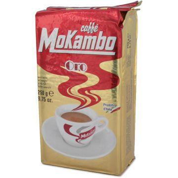 Mokambo Oro 250 g jauhettu kahvi